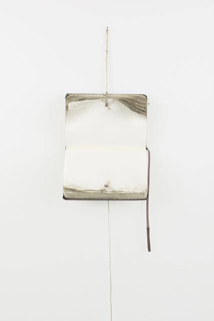 Margie Livingston, 'DRAGGED MOLESKIN,', 2018, Greg Kucera Gallery