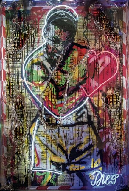 , 'Mohammad Alì 2,' , SimonBart Gallery