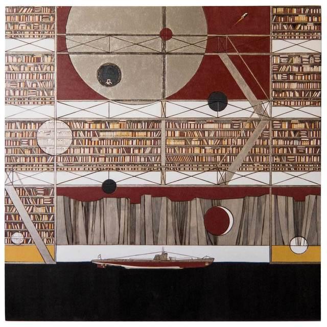 ", '""Das Boot"",' 2012, Krokin Gallery"