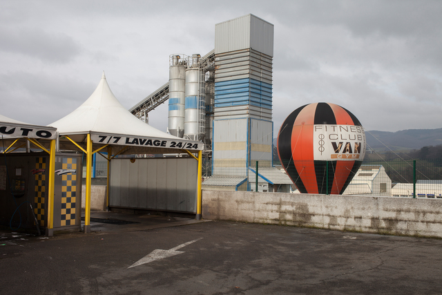 , 'of the series La Vallée,' , Ecole nationale supérieure d'architecture Paris Malaquais