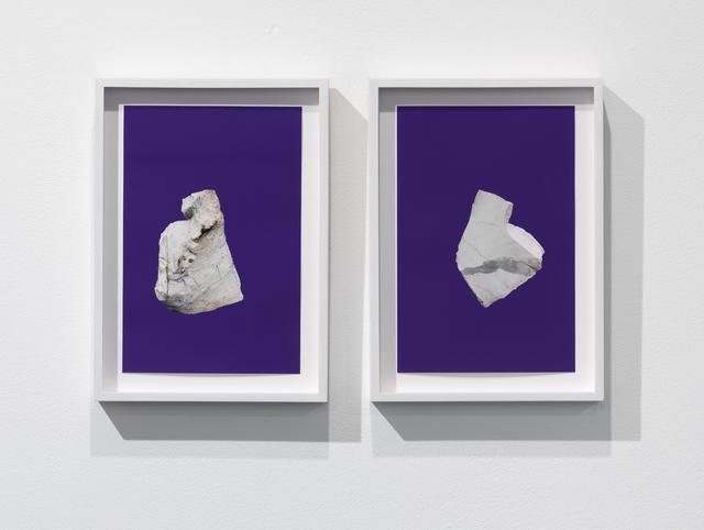 , 'Monumental I and Monumental II,' 2018, Upfor