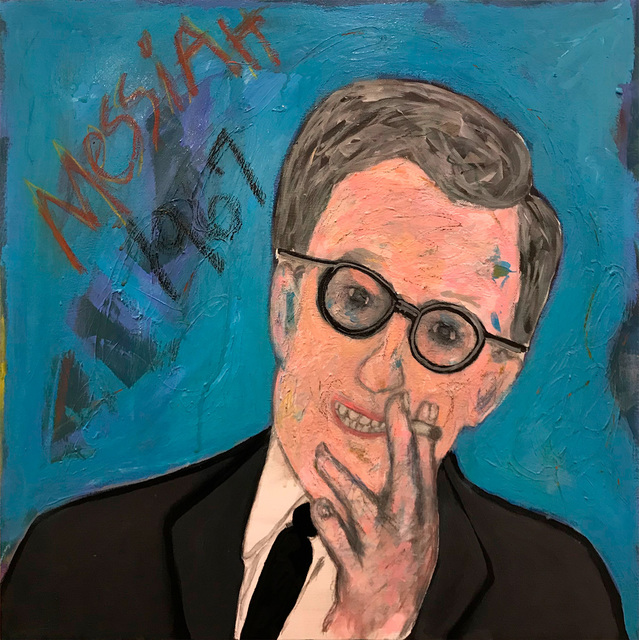 Morrison Pierce, 'Self Portrait as Someone Else', 2021, Painting, Acrylic on canvas, McVarish Gallery