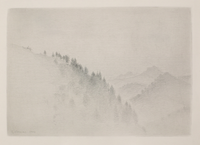 , 'Fran Pyreneerna (From the Pyrenees),' , Pucker Gallery