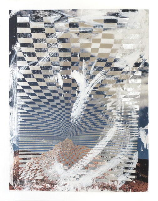 , 'Swirl of clouds above,' 2018, EUQINOM Gallery