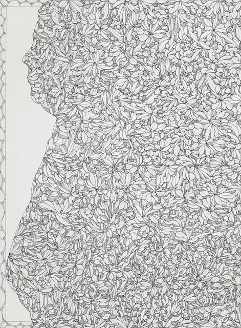 , 'Divided Man 2,' 2016, Miller Yezerski Gallery