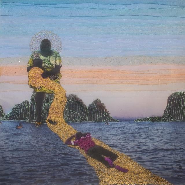 , 'Always is like tomorrow but forever again, Series Alba'hian,' 2019, Gallery 1957