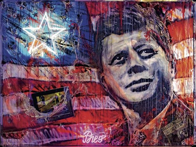 , 'JFK,' , SimonBart Gallery
