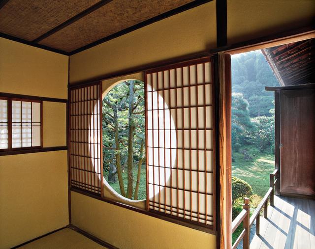 , 'Funda-in 1 subtemple of Tōfuku-ji Southeast Kyoto 4 December 2008 (8:00–9:00),' 2008, Benrubi Gallery
