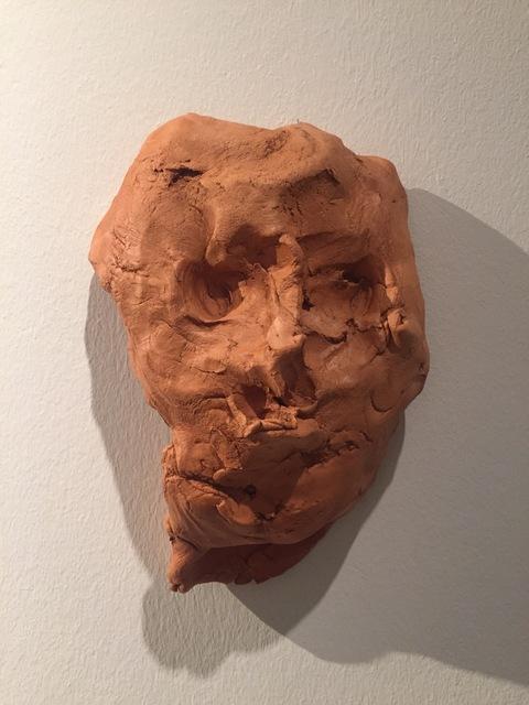 , 'FACE DETECTION,' 2018, PRISKA PASQUER