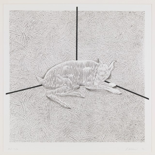 , 'Intersect,' 1992, Gagosian