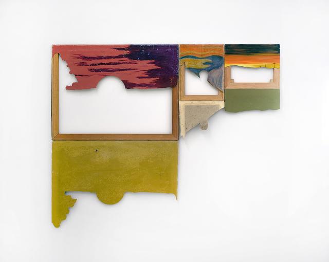 , 'Cielo Roto,' 2015, Rolando Anselmi