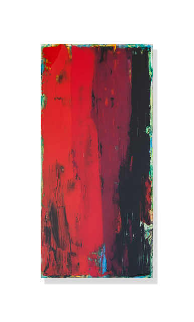 , 'Transparence (red),' 2016, JanKossen Contemporary