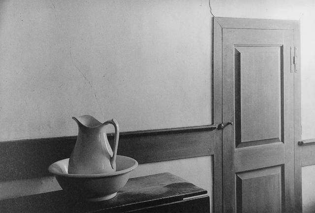 , 'Shaker Interior, Sabbathday Lake, Maine,' 1971, Gallery 270