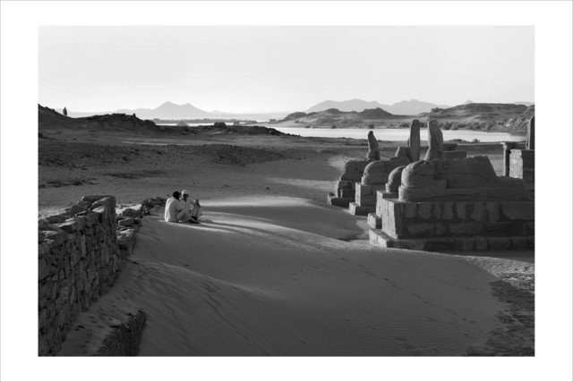 , 'Temple of El Seboua, Lake Nasser, Egypt,' 2017, Augusta Edwards Fine Art