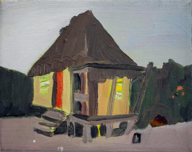 , 'beach hut /2,' 2016, 571 Projects