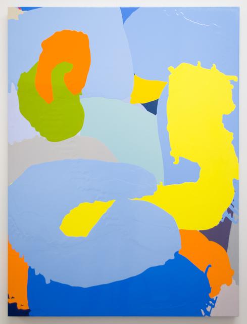 , 'Curls,' 2012-2017, Morgan Lehman Gallery