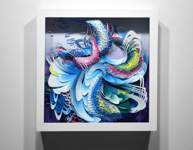 , 'Spectrum: Bio Interloper IV,' 2014, Hashimoto Contemporary