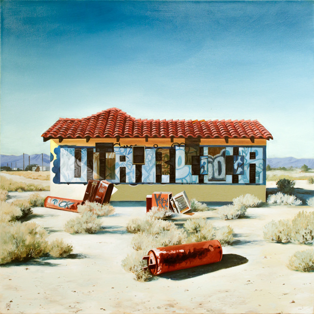 , 'Bakersfield II,' 2010, Paradigm Gallery + Studio