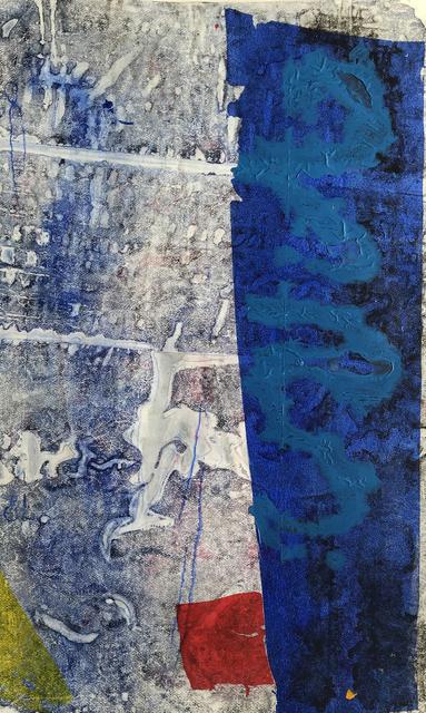 Jeffrey Kurland, 'Standing Blue', 2019, Gagné Contemporary