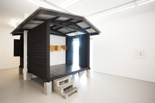 """Shooshie Sulaiman, 'Installation view from """"Sulaiman itu Melayu / Sulaiman was Malay"""" at Tomio Koyama Gallery Singapore, Singapore, 2013,' 2013, Tomio Koyama Gallery"""