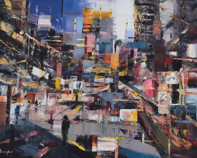 Steven Bewsher, 'The Speed of Change', Gateway Gallery