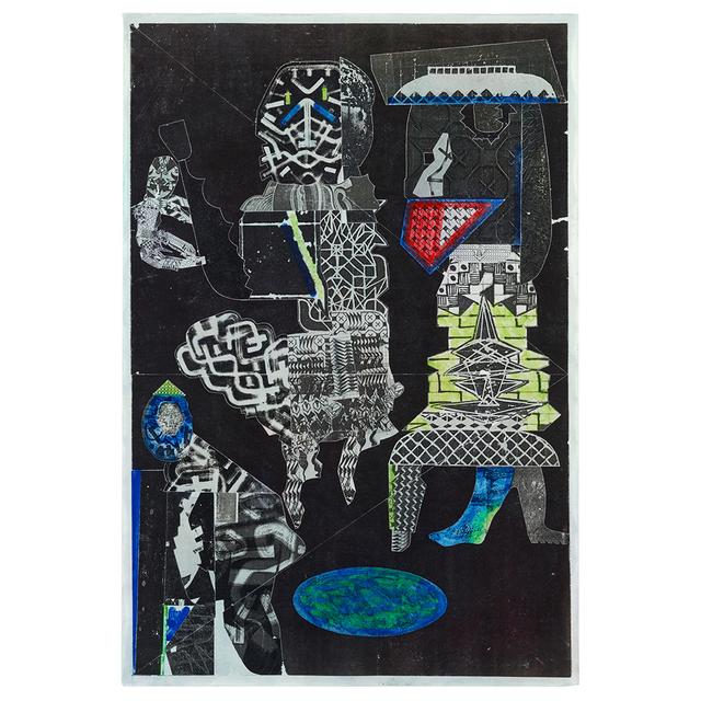 , 'Mizzenmast,' 2016, Gallery 16
