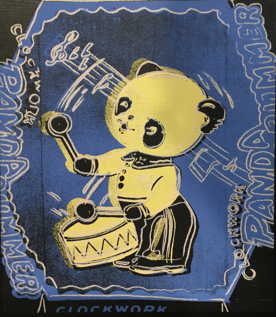 , 'Clockwork Panda Drummer (from Toy Series),' 1983, Opera Gallery