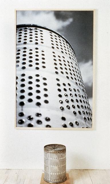 , 'Untitled (Container),' 1987, ICA LA