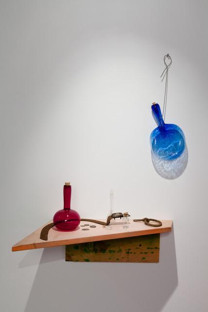 , 'I guess it just takes time,' 2014, Anat Ebgi