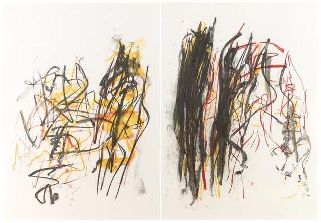 , 'Trees I,' 1992, Upsilon Gallery