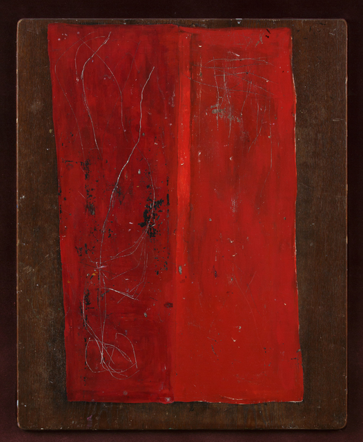 , 'Untitled (Red Table),' 1962, Contemporary by Golconda