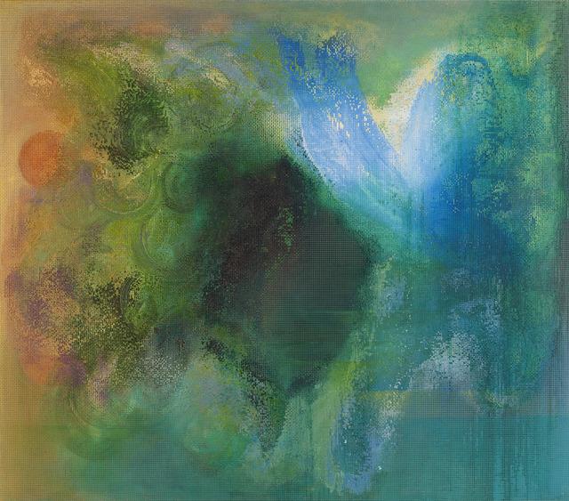 , 'The Watering Place III,' 2013, Bernard Jacobson Gallery