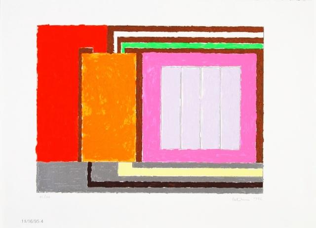 Peter Halley, 'Exchange', 1996, Alpha 137 Gallery