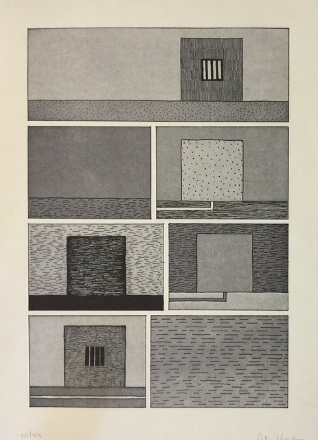 Peter Halley, 'Untitled', 1991, Robert Fontaine Gallery