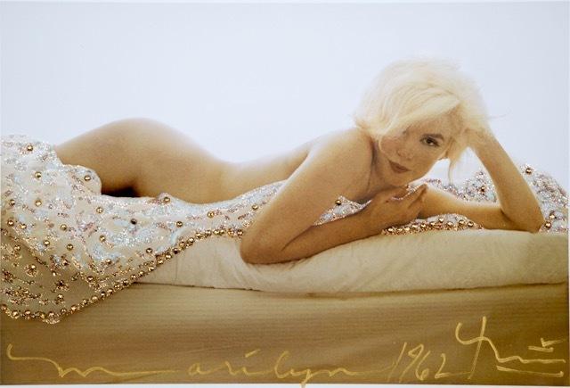 ", 'Marilyn Monroe from ""The Last Sitting"",' 2013, GALLERY SHCHUKIN"
