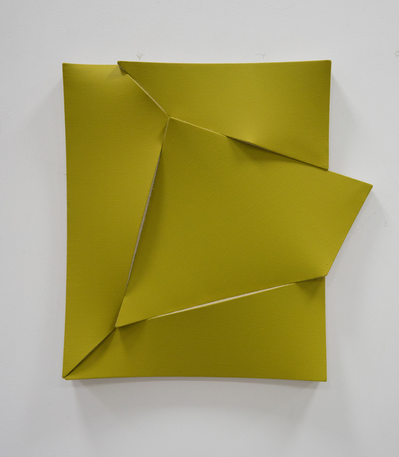 Jan Maarten Voskuil, 'Unlimitation in yellow', 2019, Sebastian Fath Contemporary