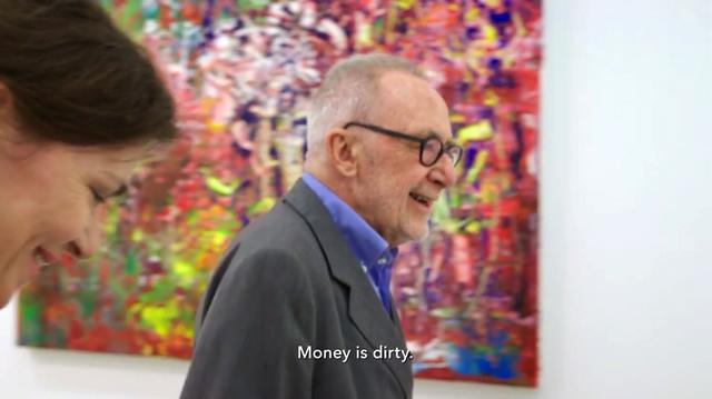 ", '""Money is Dirty"",' 2019, Kantor Gallery"