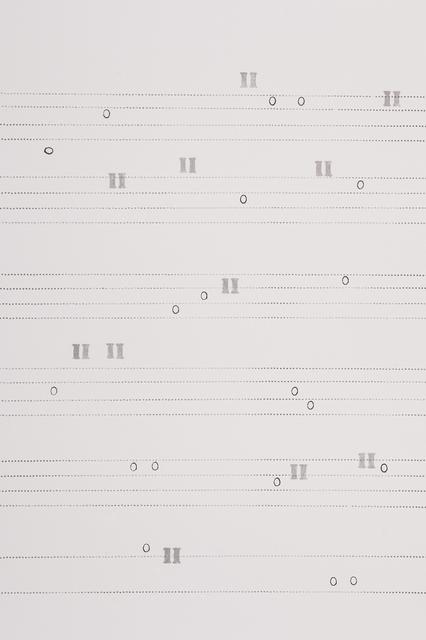 , 'Song I,' 2017, Ruiz-Healy Art