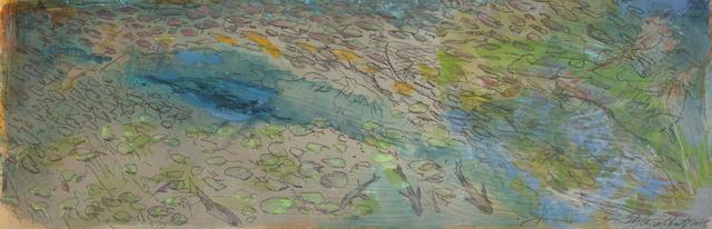 , 'Naked Springs, Dollarweed Horizon,' 2019, LeMieux Galleries