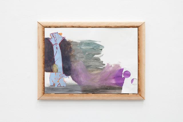 , 'Untitled,' 2018, Blum & Poe