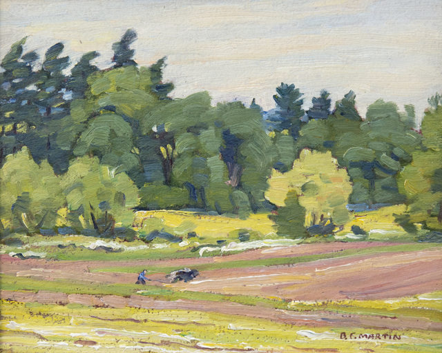 , 'Summer Ploughing,' 20th century, Oeno Gallery