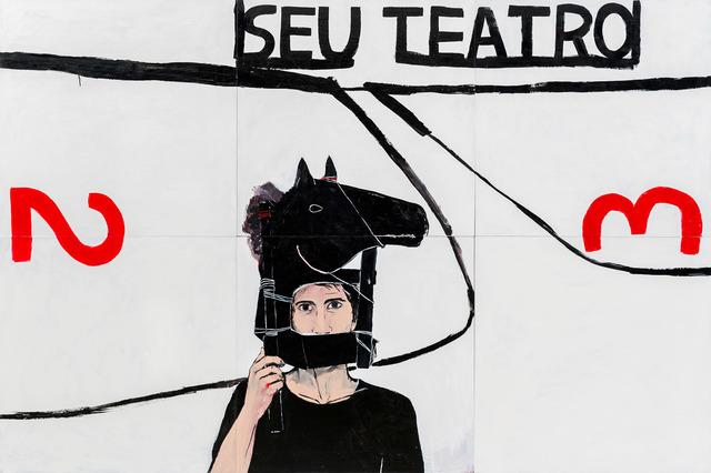 Vânia Mignone, 'Sem Título [Untitled]', 2013, Casa Triângulo