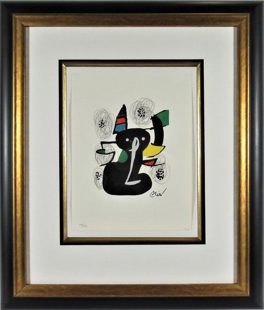 Joan Miró, 'La Melodie Acide', 1980, Joseph Grossman Fine Art Gallery