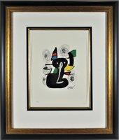 Joan Miró, La Melodie Acide