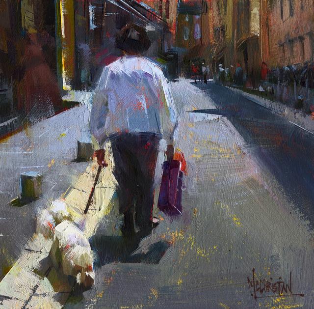 Jennifer McChristian, 'Sunday Saunter', 2018, Abend Gallery