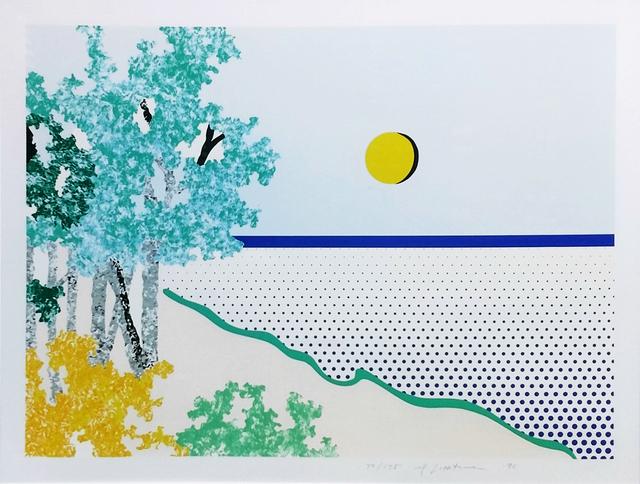 Roy Lichtenstein, 'TITLED', 1996, Gallery Art
