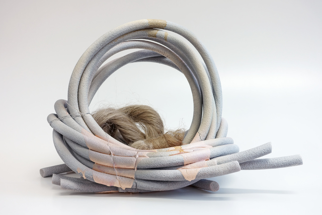 , 'Insulation (coils II),' 2016, Julia Colavita