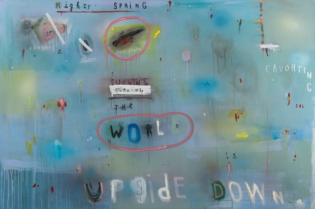 Stephanie Brody-Lederman, 'Turning the World', 2018, Sara Nightingale Gallery