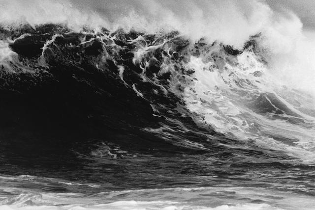 , 'Palomino Wave, Carmel, California, U.S.A.,' 2004, CHRISTOPHE GUYE GALERIE