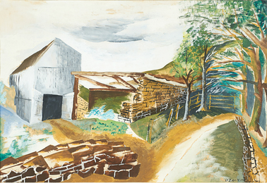 Untitled (Barn)